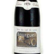 ブルグイユ 1979 カーヴ・デュアール フランス ロワール 赤ワイン 750ml