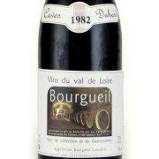 ブルグイユ 1982 カーヴ・デュアール フランス ロワール 赤ワイン 750ml