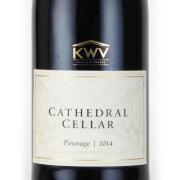 カセドラル・セラー ピノタージュ 2014 KWV 南アフリカ 西ケープ州 赤ワイン 750ml
