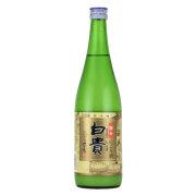 白貴(しろき) 活性にごり酒 開栓時はご注意! 群馬県大利根酒蔵 720ml