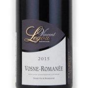 ヴォーヌ・ロマネ 2015 ヴァンサン・ルグー フランス ブルゴーニュ 赤ワイン 750ml