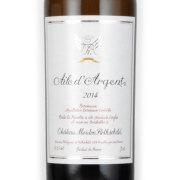 エール・ダルジャン 2014 シャトー・ムートン フランス ボルドー 白ワイン 750ml