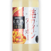 梅ワインヌーボー 紅氷熟 チョーヤ梅酒 日本 白ワイン 750ml