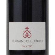 ピノ・ノワール ペイ・ドック 2015 ドメーヌ・クードレ フランス ラングドック 赤ワイン 750ml
