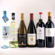 家飲み応援!【ソムリエおすすめ】 サクラアワード受賞ワイン含む赤白ワイン6本セット