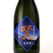 仲沢酒店オリジナル吟醸酒「賢」ラベル 群馬県永井酒造 720ml
