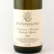 ノールハイマー・ケルシェック リースリング・シュペトレーゼ 2007 ヘルマン・デンホフ ドイツ ナーエ 白ワイン 750ml