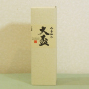 大盃 吟香粕取り焼酎 720ml専用 1本用ギフト箱