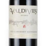 カベルネ・ソーヴィニヨン ヴィーニャ・バルディビエソ チリ セトラルバレー 赤ワイン 375ml