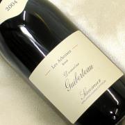 ソミュール・ルージュ 2004 ドメーヌ・ギベルトー フランス ロワール 赤ワイン750ml
