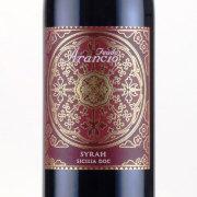 シラー 2008 フェウド・アランチョ イタリア シチリア 赤ワイン 750ml