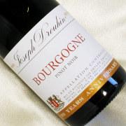 ブルゴーニュ・ピノ・ノアール 2008 ジョセフ・ドルーアン フランス ブルゴーニュ 赤ワイン750ml