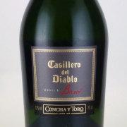 カッシェロ・デル・ディアブロ デビルズ・ブリュット コンチャ・イ・トロ チリ リマリ・ヴァレー スパークリング白ワイン 750ml