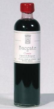 バカーテ・カシス(Baccate de Cassis)375mlブルゴーニュ