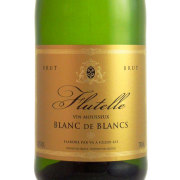 フリュッテル ブラン・ド・ブラン ラ・テット・ノワール フランス プロヴァンス スパークリング白ワイン 750ml