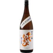 千代むすび 純米吟醸 氷温ひやおろし 鳥取県千代むすび酒造 1800ml