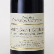 ニュイ・サン・ジョルジュ プルミエクリュ・ヴィニュロンド 2005 ジャッキー・コンフュロン・コトティド ブルゴーニュ 赤ワイン 750ml