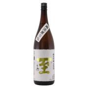 真稜・至(いたる) 純米吟醸【生原酒】 新潟県逸見酒造 1800ml