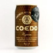 COEDOビール 伽羅 缶