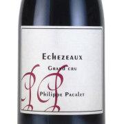 エシェゾー グラン・クリュ 2014 フィリップ・パカレ フランス ブルゴーニュ 赤ワイン 750ml
