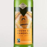 テンブ・コレクション シュナンブラン 2013 ハウス・オブ・マンデラ 南アフリカ 白ワイン 750ml