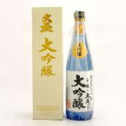 大盃 大吟醸 (箱付) 群馬県牧野酒造 720ml