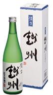 悟乃越州純米吟醸720ml 新潟県朝日酒造