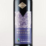 テンブ・コレクション ピノタージュ ハウス・オブ・マンデラ 南アフリカ 赤ワイン 750ml