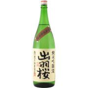 出羽桜わんこラベル 純米吟醸酒 無濾過生原酒 山形県出羽桜酒造 1800ml
