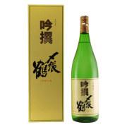 〆張鶴「吟撰」吟醸酒1800ml 新潟県宮尾酒造