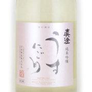 真澄 純米吟醸 しぼりたて生原酒 うすにごり 長野県宮坂醸造 1500ml