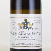 ピュリニー モンラッシェ プルミエ クリュ クラヴォワイヨン 2012 ルフレーヴ フランス ブルゴーニュ 白ワイン 750ml