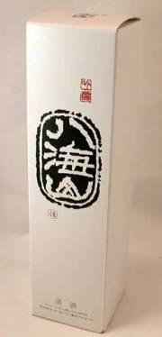 八海山吟醸酒1800ml専用1本用ギフト箱