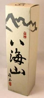 八海山純米吟醸1800ml専用1本用ギフト箱