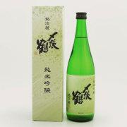 〆張鶴 越淡麗 純米吟醸酒 新潟県宮尾酒造 720ml