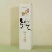 〆張鶴 純 1800ml専用 1本用ギフト箱