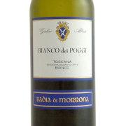 ビアンコ・ディ・ポッジ 2012 バッディア・ディ・モローナ イタリア トスカーナ 白ワイン 750ml