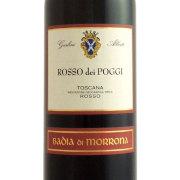 ロッソ・ディ・ポッジ 2011 バッディア・ディ・モローナ イタリア トスカーナ 赤ワイン 750ml