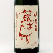 美濃菊 純米吟醸 荒ばしり 岐阜県 玉泉堂酒造 720ml