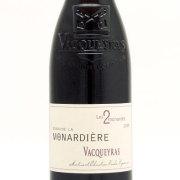 ヴァケラス・レゼルヴ・レ・ドゥ・モナルデ 2009 ドメーヌ・デ・ラ・モナルディエール フランス コート・デュ・ローヌ 赤ワイン 750ml