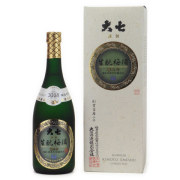 大七(生もと梅酒) 〈極上品〉 福島県 大七酒造 720ml