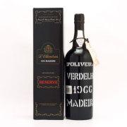 ドリヴェイラ・ ヴェルデーリョ マディラワイン 1966 メッシアス ポルトガル マディラ 赤ワイン 750ml