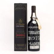 ドリヴェイラ・テランテス マディラワイン 1977 メッシアス ポルトガル マディラ 赤ワイン 750ml
