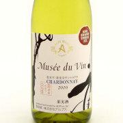 松本平 善光寺シャルドネ ミュゼドゥヴァン 2010 アルプス 日本 長野県 白ワイン 750ml
