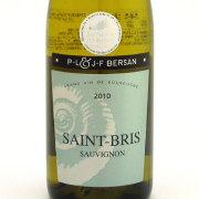 ブルゴーニュ・サン・ブリ 2010 ピエール=ルイベルサン フランス ブルゴーニュ 白ワイン 750ml