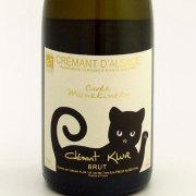 クレマン・ダルザス・ブリュット キュベ・マネキネコ クレマン・クリュール フランス アルザス 白ワイン 750ml