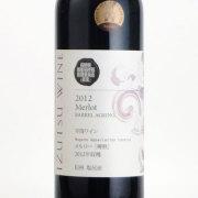 メルロー樽熟成 2012 井筒ワイン 日本 長野県 赤ワイン 720ml