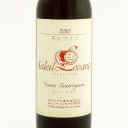 月山ワイン・ソレイユ・ルバン ヤマソーヴィニオン 2010 月山ワイン山ぶどう研究所 日本 山形 赤ワイン 720ml