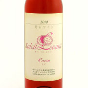 月山ワイン・ソレイユ・ルバン 2010 月山ワイン山ぶどう研究所 日本 山形 ロゼワイン 720ml