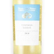 ソアヴェ・フォンタナ 2016 テヌータ・サンアントニオ イタリア ヴェネト 白ワイン 750ml